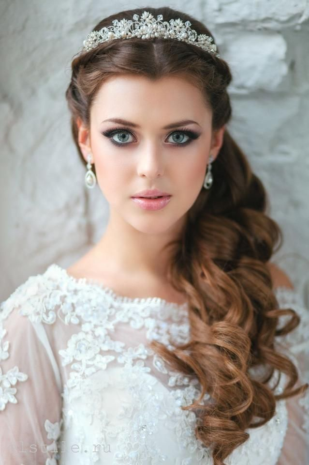 Wedding Hairstyles Half Up Half Down Wedding Hairstyle With