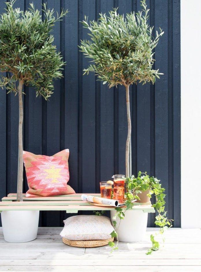 10 Stylishe Diys Fur Garten Und Balkon Die Wirkungsvollsten