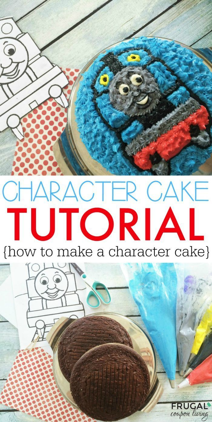 Best Ideas For Diy Crafts Character Cake Tutorial How To Make A