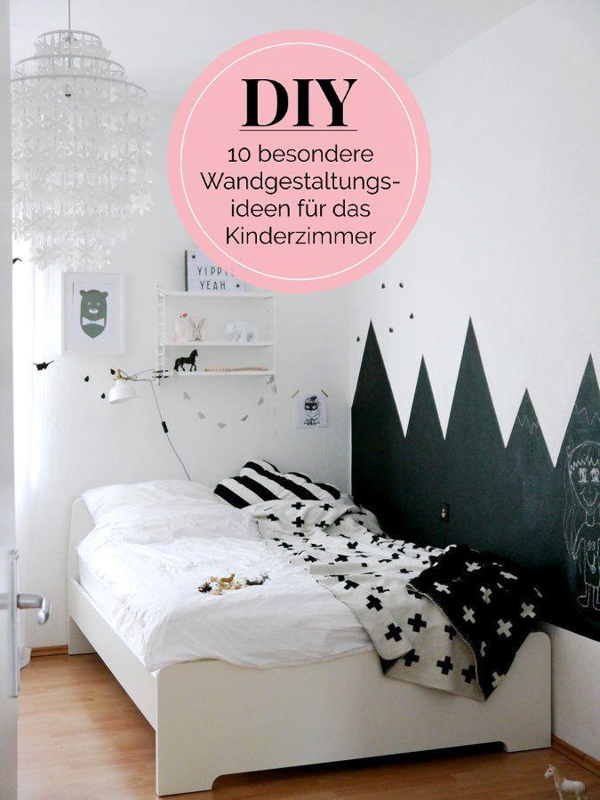 diy home foto ideenpurzelb ume solebich kinderzimmer ideen wandgestaltung b cherr. Black Bedroom Furniture Sets. Home Design Ideas