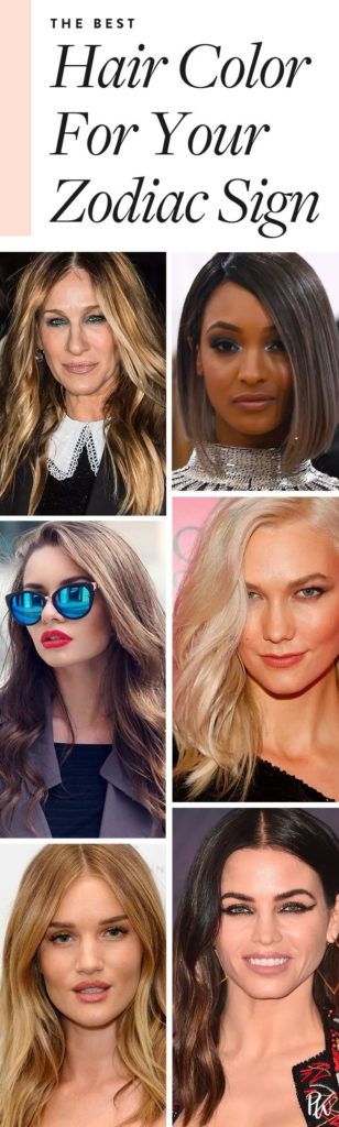 Life Hacks The Best Summer Hair Color For Your Zodiac Sign