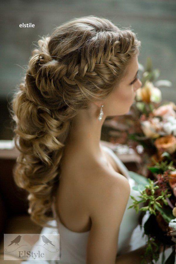 Wedding Hairstyles French Braided Long Wedding Hairstyle Www