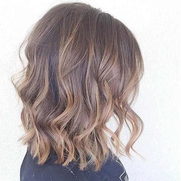 Hair Styles Ideas Caramel Babylights Listfender Leading