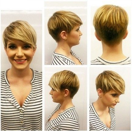 Hair Styles Ideas Short Haircuts With