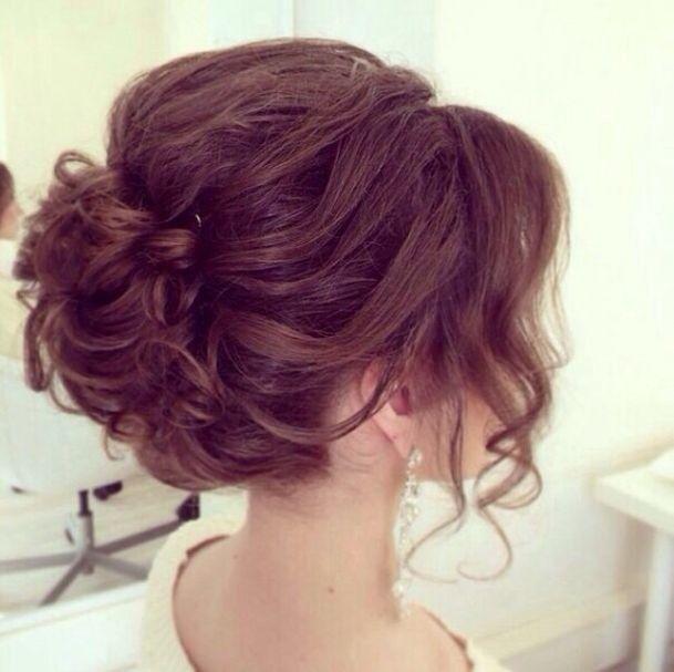 Hair Styles Ideas Stylish Updo Hairstyle For Medium Long Hair
