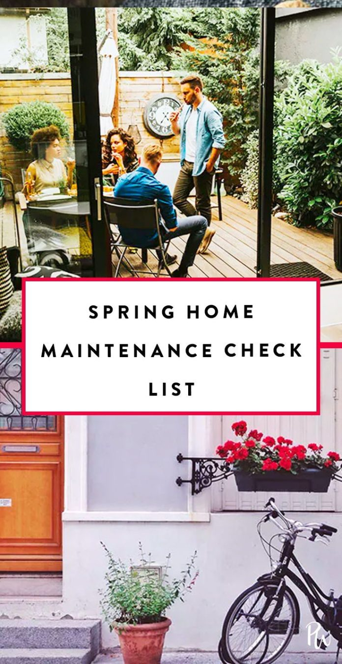 Life Hacks 8 Things Every Homeowner Should Do Each Spring Spring