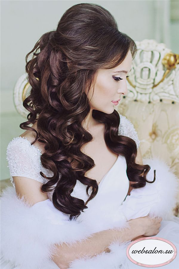 Wedding Hairstyles Black Half Up Half Down Wedding Hairstyle