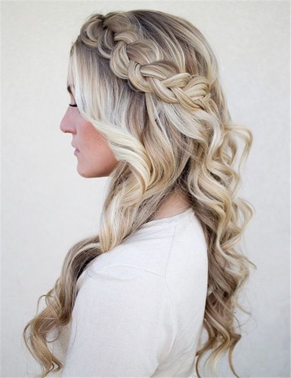 Wedding Hairstyles 18 Stylish Long Braided Hairstyles For