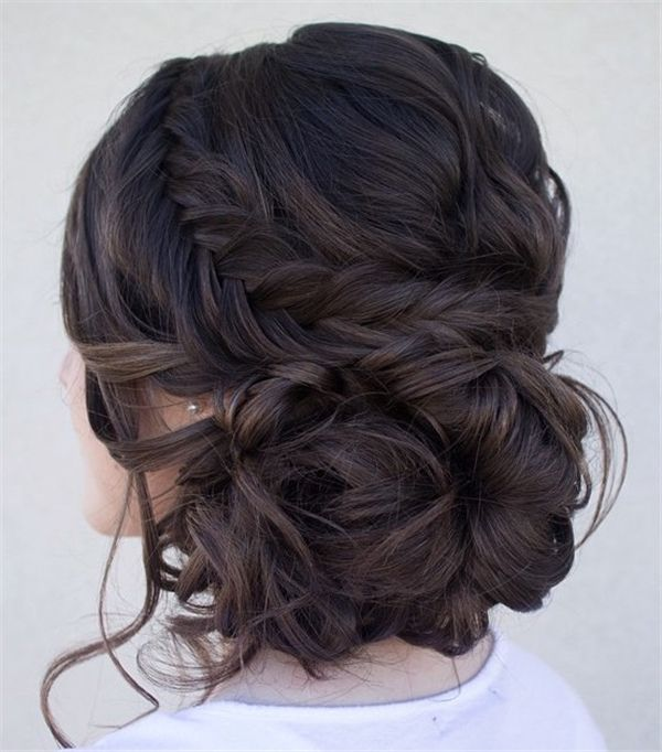 Wedding Hairstyles 18 Stylish Long Braided Hairstyles For Special