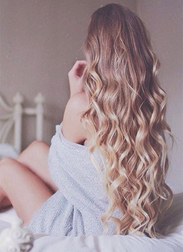 Hair Styles Ideas Golden Brown Ombre Hair To Blonde Natural Beach