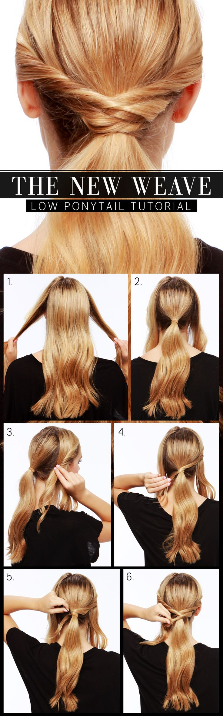 Awe Inspiring Hair Styles Ideas Low Woven Ponytail Tutorial Smyblog Com Schematic Wiring Diagrams Amerangerunnerswayorg