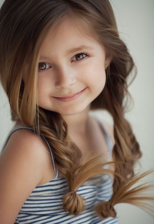 25 Cute Hairstyle Ideas For Little Girls For When Maddie Will Let