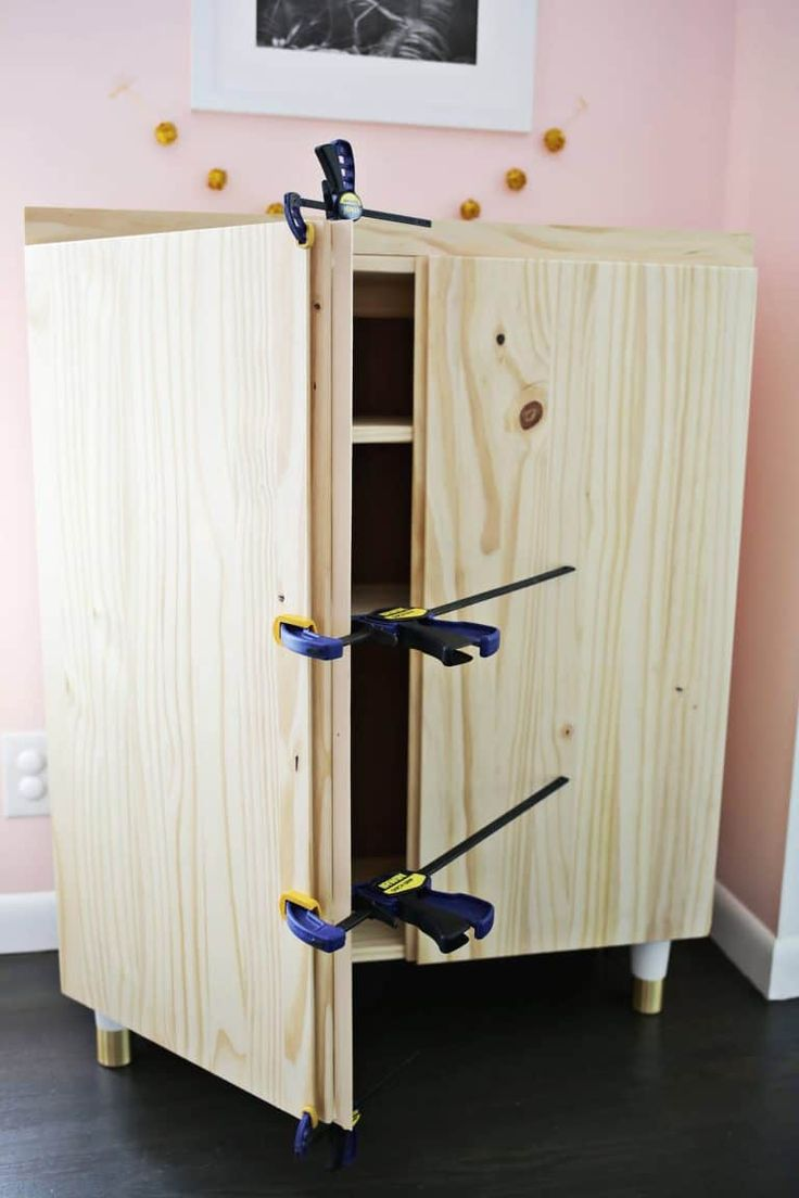 Hair Styles Description: Diy Home : Ikea IVAR Cabinet Hack (Turned Into A Bar